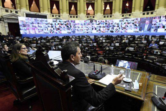 diputados buscara aprobar la asistencia al turismo y a la pesca