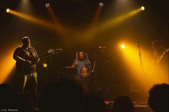 Nuestros Fantasmas será la banda encargada de cerrar el festival Escobar Rock, el domingo a las 21.
