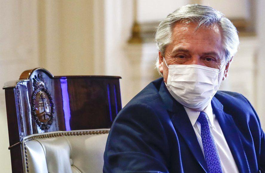 Alberto Fernández recibió más vacunas y Argentina ya cuenta con 10 millones de dosis