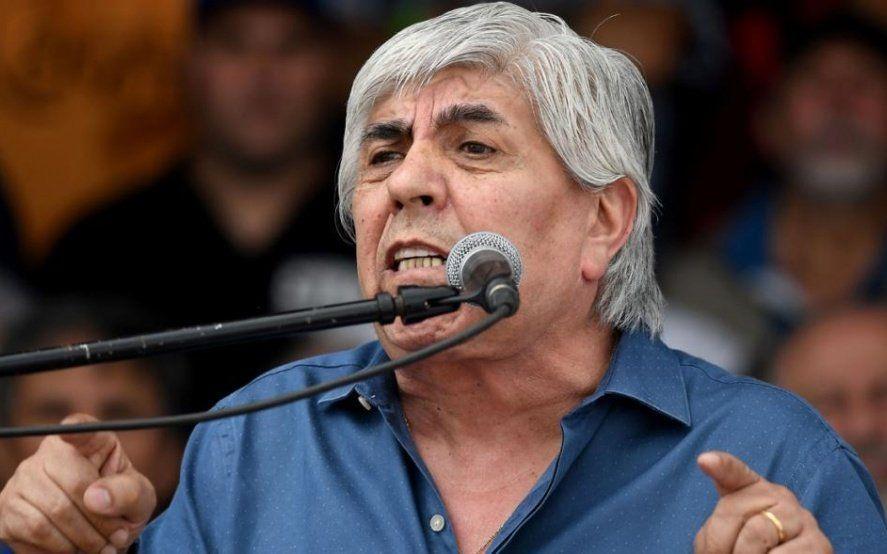 """Moyano dijo que """"votaría a CFK"""" y que bajo su gobierno """"la gente no perdía tanto el trabajo"""""""