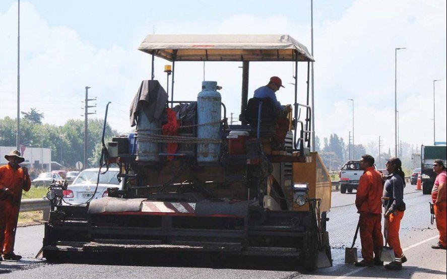 Provincia encara tres obras en rutas bonaerenses para poner en marcha la campaña electoral