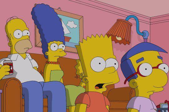Las únicas temporadas de Los Simpson disponibles en Disney Plus son la 29 y la 30