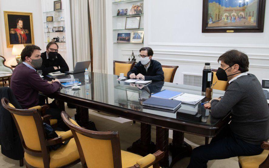 Kicillof pidió soluciones al ENRE por los reiterados cortes de luz