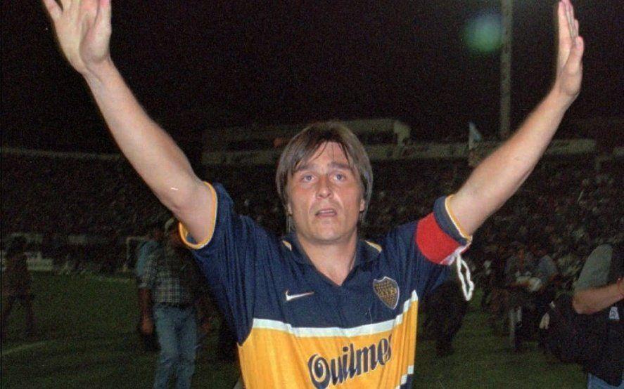 """El fútbol de luto: Se suicidó Julio César """"Huevo"""" Toresani"""