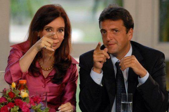 Cristina Kirchner y Sergio Massa lograron que haya quórum en la sesión para quitarle coparticipación a Larreta.