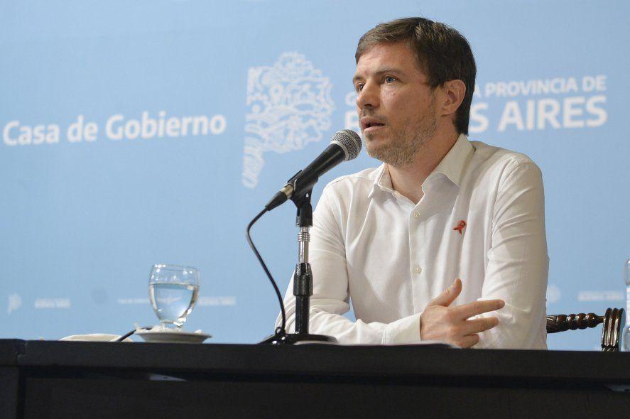 Augusto Costa participó de la reunión junto a Kicillof y los intendentes de la costa en la provincia.