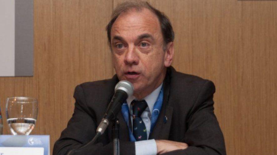 El fiscal Raul Pleé. En 2007 fue parte de la Comisión de Seguridad del club Boca Juniors. Tailhade lo recordó.