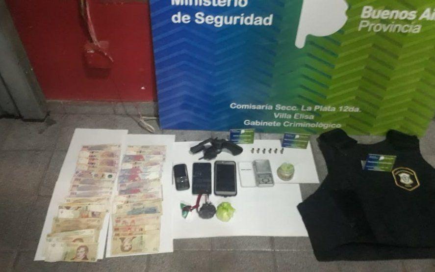 Villa Elisa: desbaratan a la banda acusada de asaltar al ex vicedecano de la facultad de Periodismo