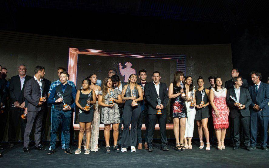El deporte tuvo su noche de gala: conocé todos los ganadores de los premios Olimpia