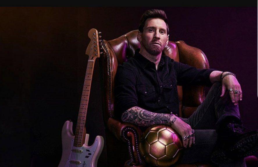 Lionel Messi firmó un acuerdo millonario para ser la cara del histórico restaurant de Rock inglés