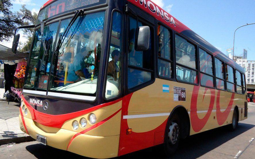 El gobierno dispuso cambios en la Línea 60: conocé cómo será el recorrido de sus ramales
