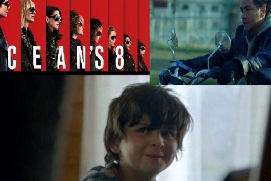jueves de estrenos: elegi entre dos dramas nacionales y un policial estadounidense