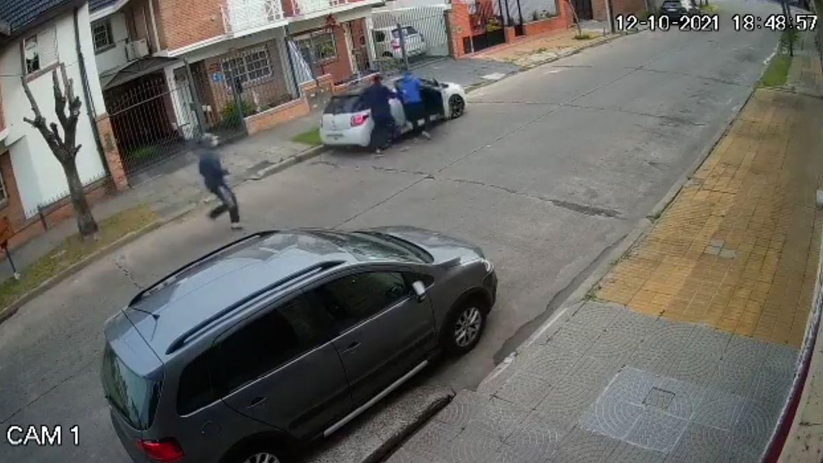 crimen del comerciante de la plata: cayo la banda asesina