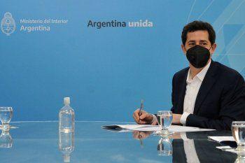 Wado de Pedro apuntó contra Macri