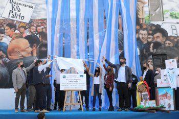 Fernando Espinoza, agradecido con la campaña solidaria de Maradona que comenzó en La Matanza