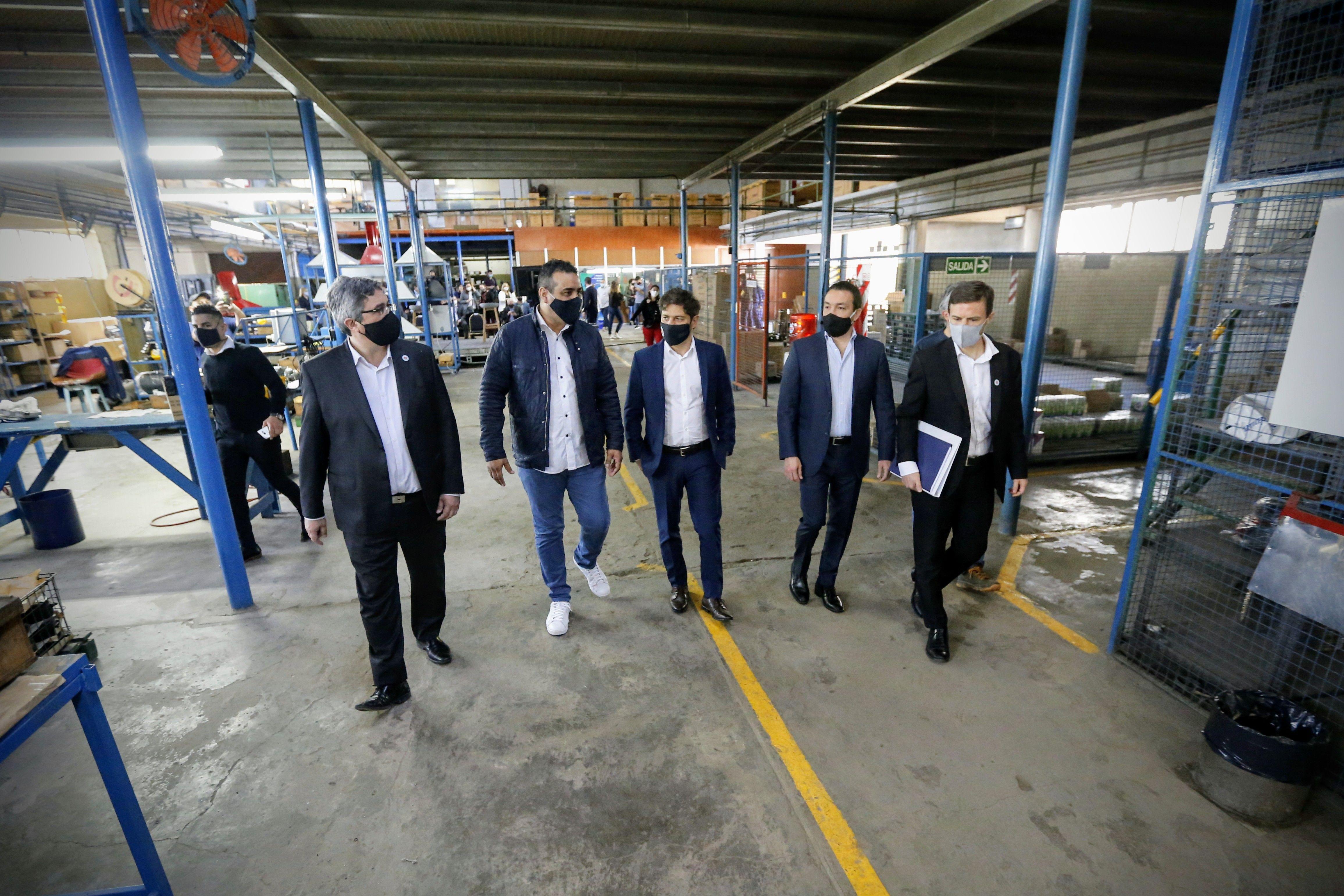 La Provincia lleva adelante el programa Cooperativas en Marcha para impulsar la producción del sector.