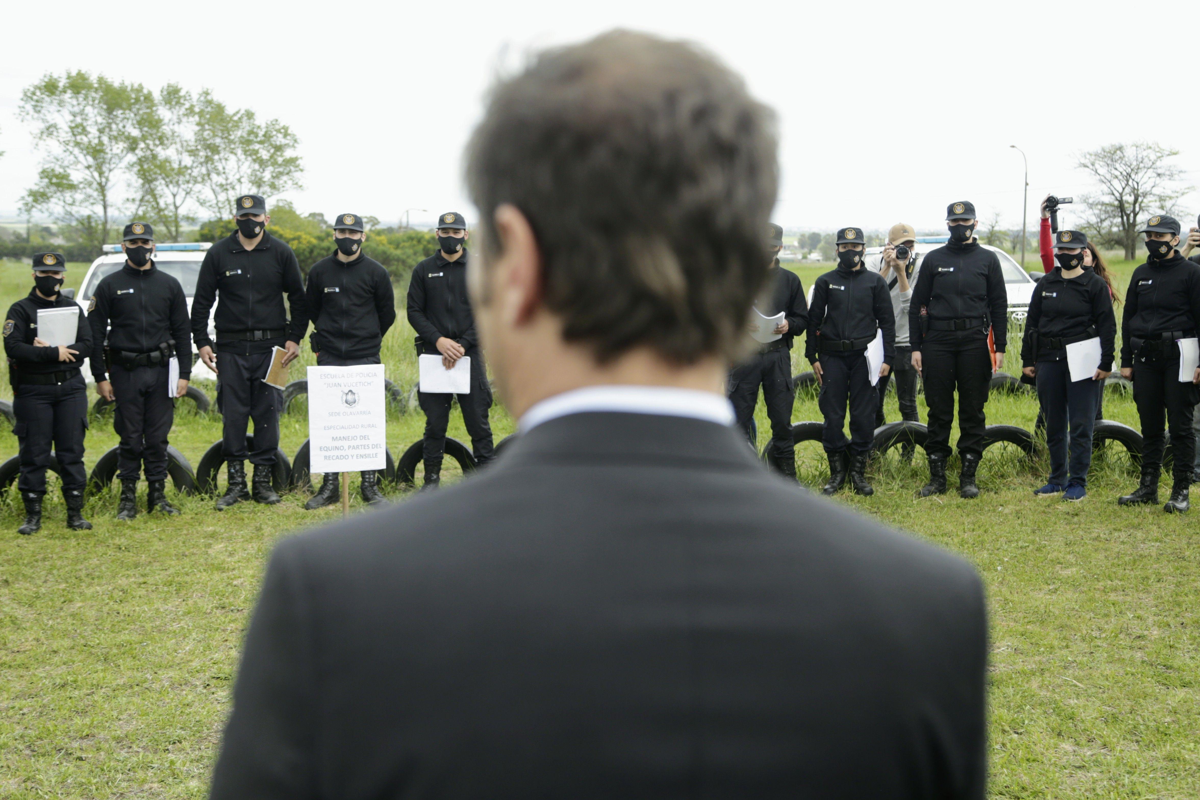 cuales son los reclamos de la policia bonaerense a kicillof que siguen en pie