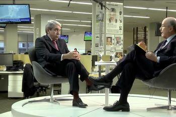 Aníbal Fernández le enrostró a Morales Solá la censura a Caloi