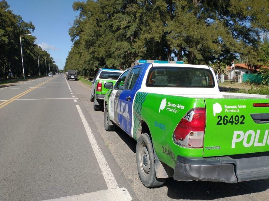 Piratas del asfalto robaron en Luján un camión que había salido desde La Plata