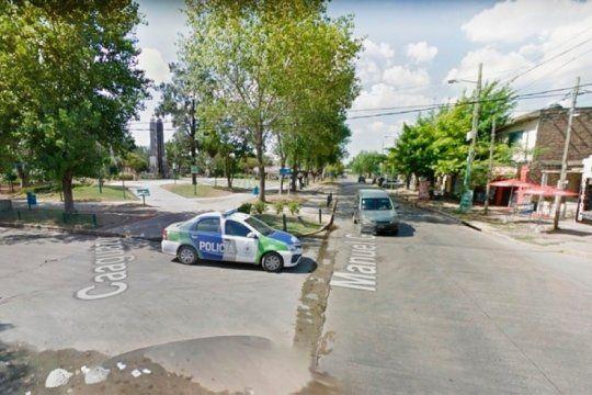 horror en merlo: hallan a una mujer policia y sus dos hijos de 4 y 7 anos muertos dentro de un auto