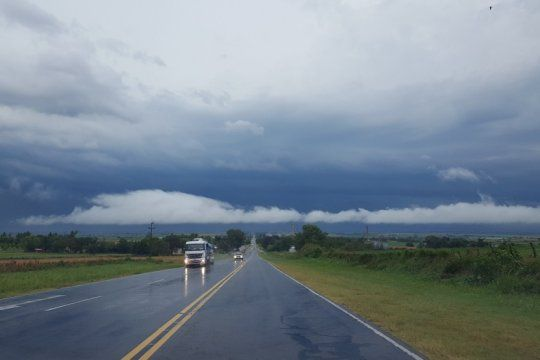 alerta meteorologica: se esperan fuertes tormentas para varios puntos de la provincia