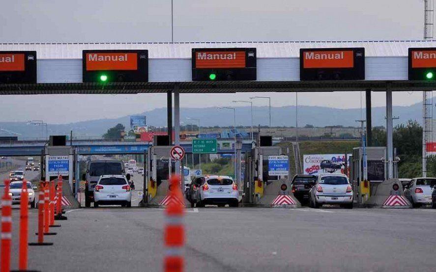 El gobierno también suspenderá el cobro de peajes en rutas y acceso por el Coronavirus