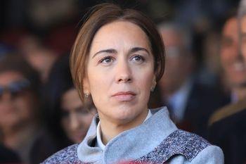 Elige tu propia María Eugenia Vidal: una aventura indescifrable