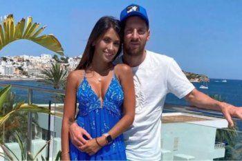 Lionel Messi y su esposa Antonella Roccuzzo compraron un departamento de super lujo en Miami