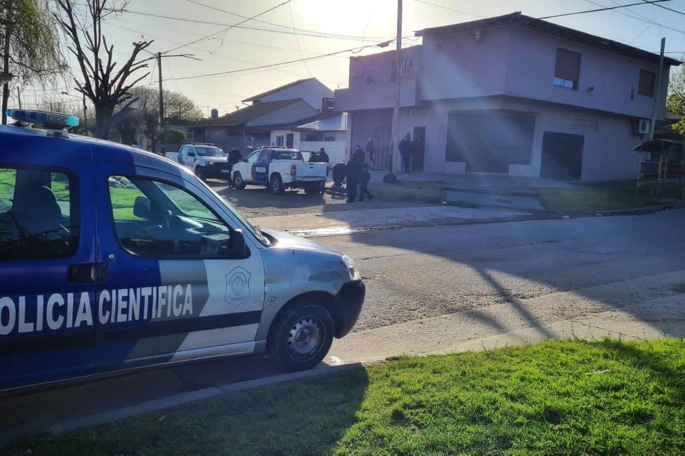 Luego de recibir el disparo, el joven fue trasladado al centro de salud 2 de Mar del Plata, aunque llegó sin vida Foto: TELAM