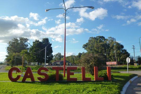 El asalto fue en la calle Pellegrini al 650 de Castelli