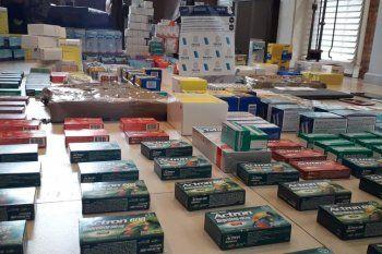 Desbarataron una banda que vendía medicamentos de manera ilegal en Azul