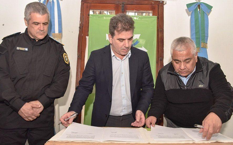 """Ritondo presentó el nuevo de Código Penal: """"Será un gran paso en materia de justicia penal"""""""