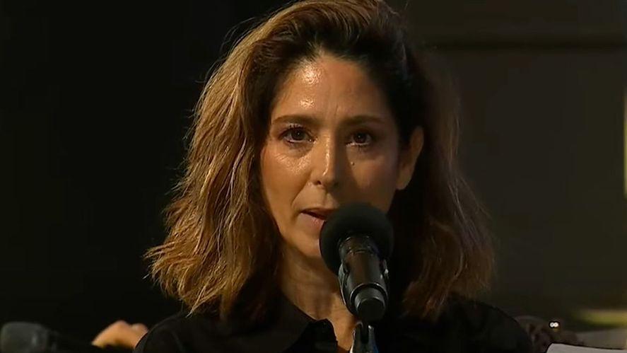 Laura Novoa contó cuanto cobró en el acto homenaje