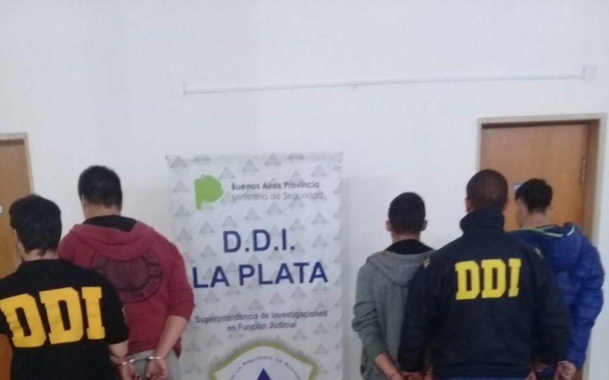 Berisso: tres jóvenes detenidos luego de un salvaje ataque ocurrido tras una fiesta