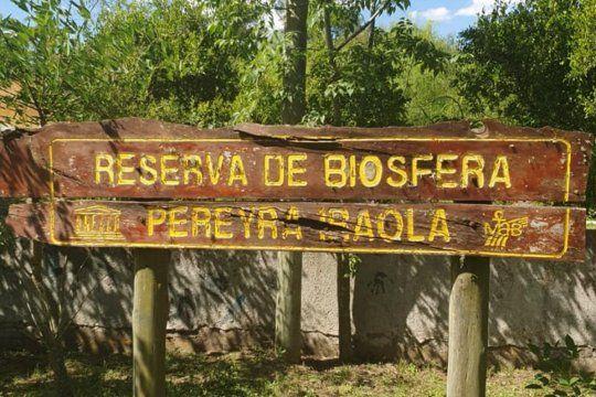 El Parque Pereyra es una reserva mundial de biósfera