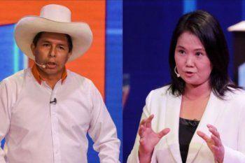 En Perú ambos candidatos se mostraron gustosos de protagonizar un debate en Chota pero no se logran poner de acuerdo sobre el día y la hora
