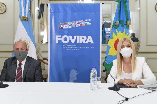 El FOVIRA, un órgano que reúne a representantes de todo el país, designó a Magario como presidenta.