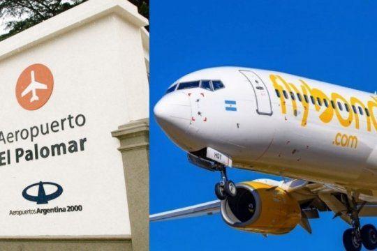 el palomar: admiten demanda millonaria contra flybondi por vuelos cancelados
