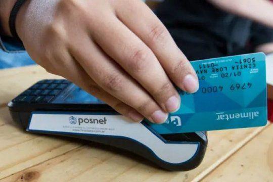Desarrollo Social confirmó que hoy se acredita el monto de abril en el formato físico de la Tarjeta Alimentar.