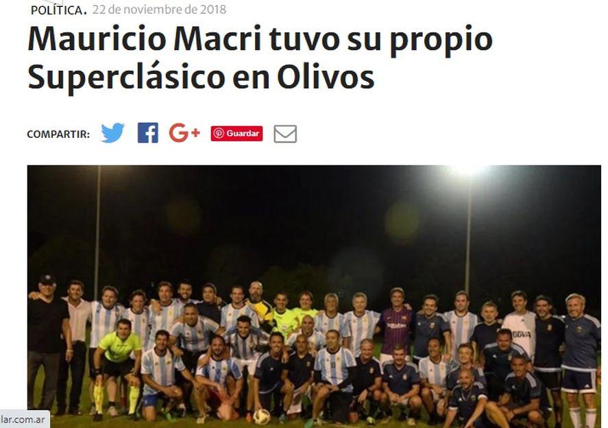Las listas de ingresos a la Quinta de Olivos en épocas de Mauricio Macri incluían futbolistas famosos, empresarios, jueces y fiscales y amigos íntimos del mandatario, casi siempre hombres.