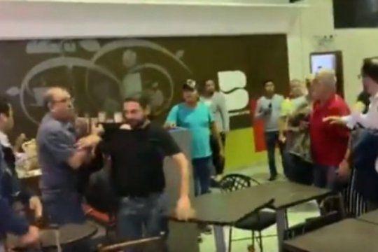 la comitiva argentina de organizaciones sociales y ddhh fue agredida en bolivia por sectores golpistas