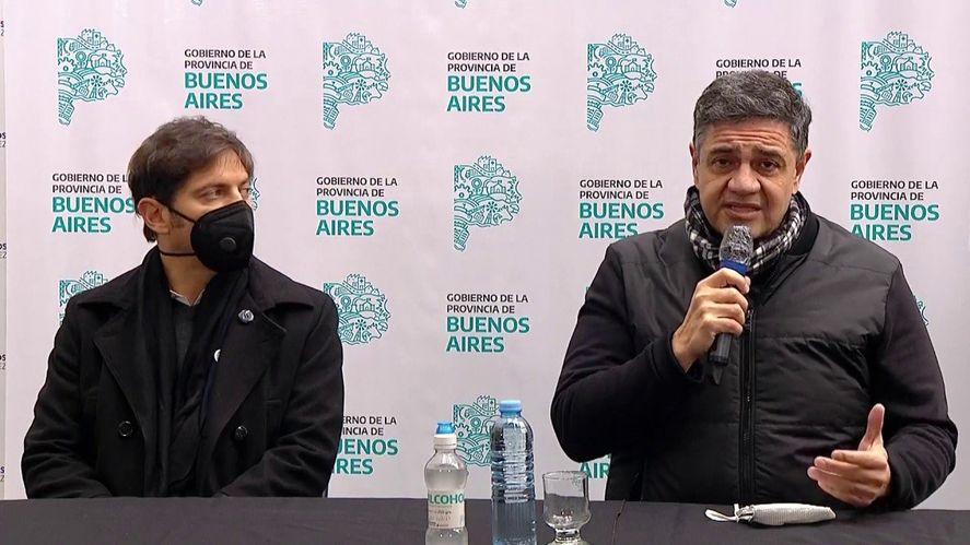Jorge Macri pidió a Kicillof acelerar la vacunación
