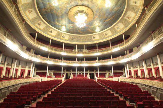 ?coliseo online.2020?: las actividades que propone el teatro municipal de la plata para la cuarentena