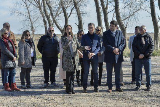 el oficialismo saca pecho con el plan de rutas provinciales y utiliza el asfalto como principal herramienta electoral