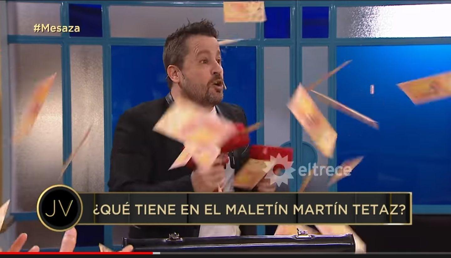 la humorada de martin tetaz reconoce antecedentes en donald trump