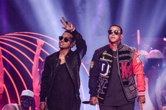 a puro reggaeton: daddy yankee y ozuna brindaran un show en bahia blanca