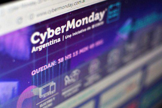El Cyber Monday finalizará a la medianoche del miércoles y registró números altos de ventas en calzados, celulares y herramientas.