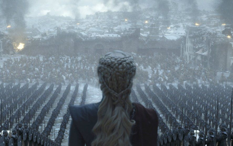Ya no toman café: ahora en Game of Thrones se olvidaron una botella de agua