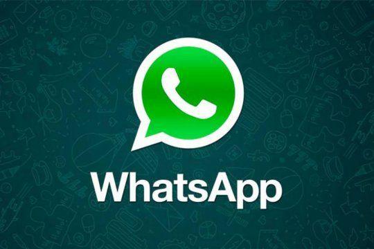 whatsapp anuncio que se podra chatear sin necesidad de internet en la aplicacion