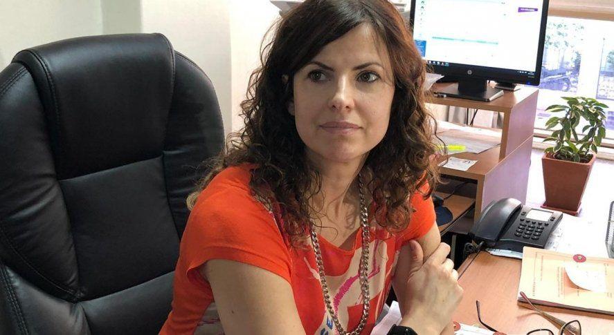 La fiscal Marina Lara